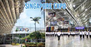 Singapore Expo cover