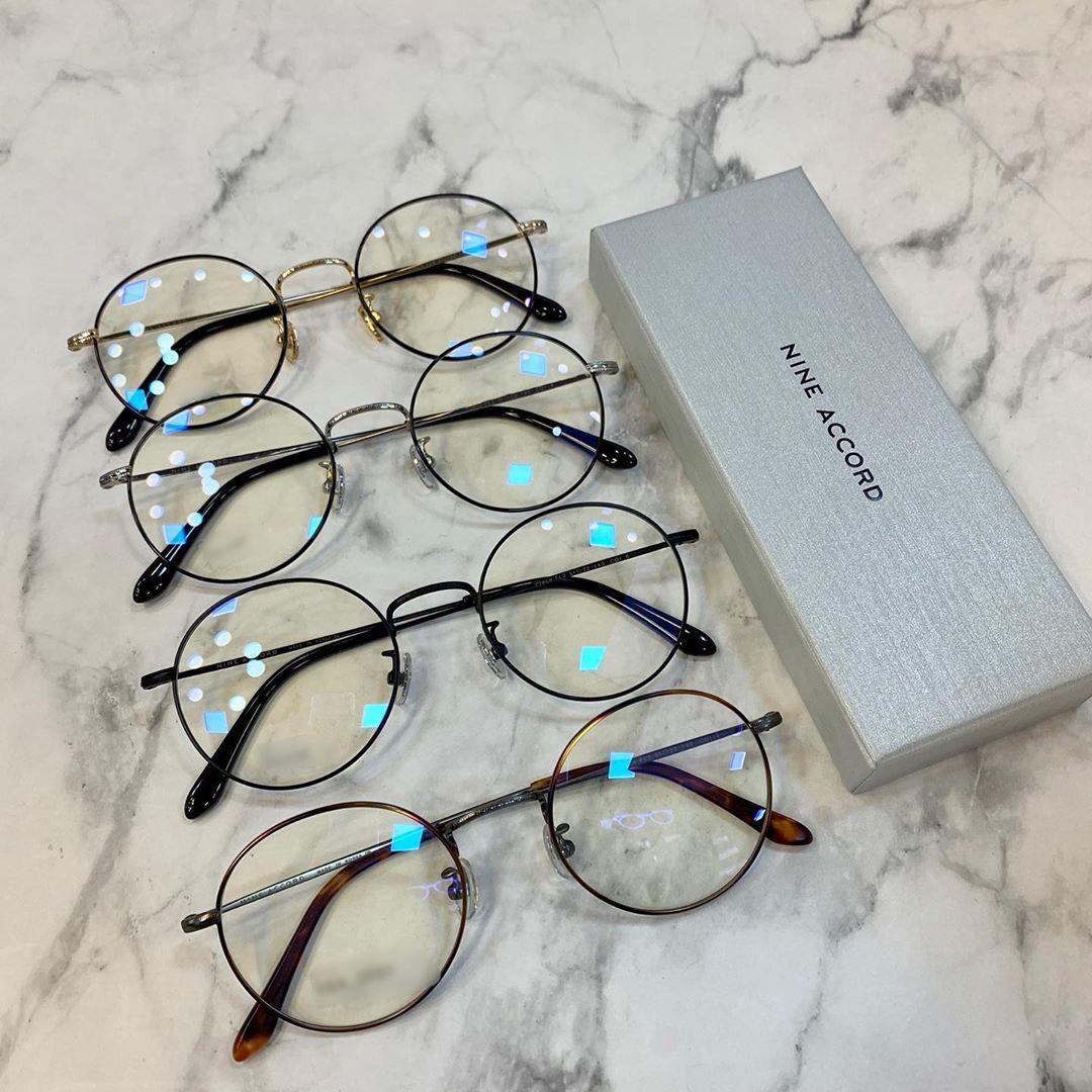Nine Accord Spectacles Korean Eyewear