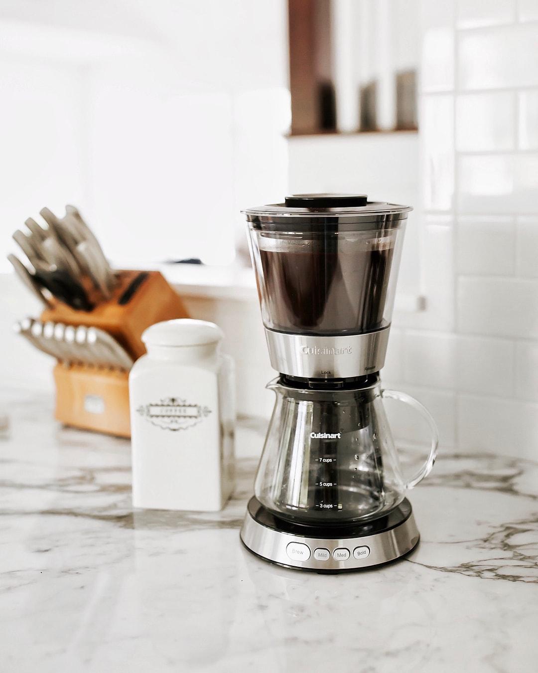 Cuisinart Cold Brew Maker Coffee Machine