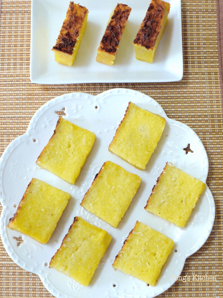 air fryer cassava cake