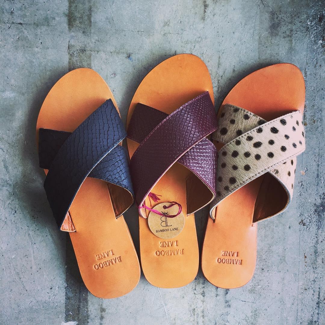 bamboo lane sandals