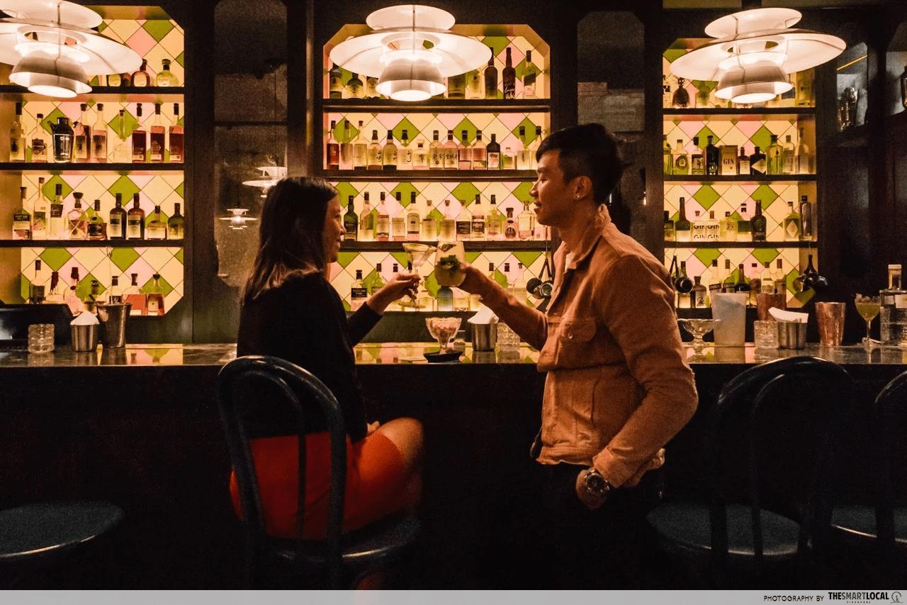 Phase 2 bars - Gibson Cocktail Bar