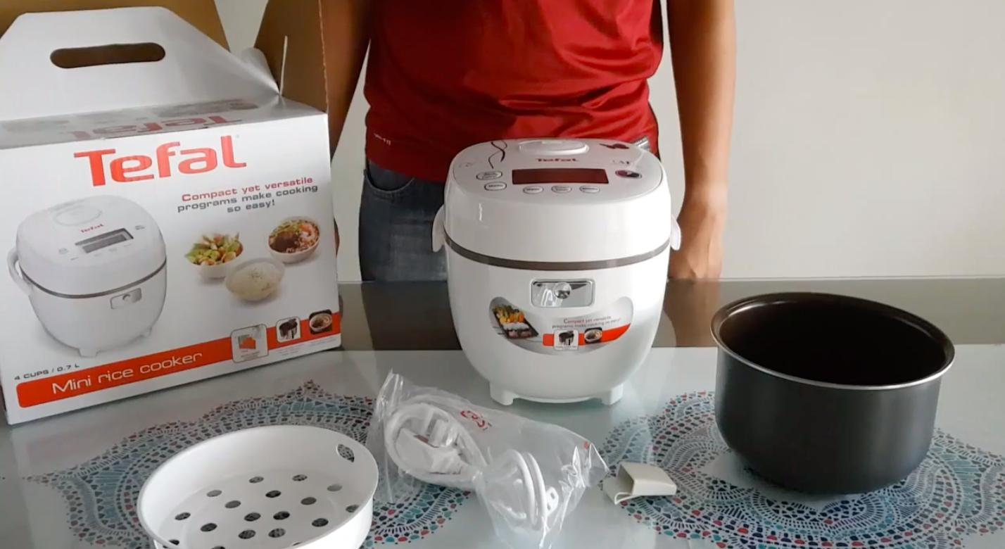 Tefal mini rice cooker