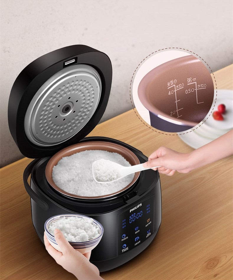 Philips Viva Collection rice cooker