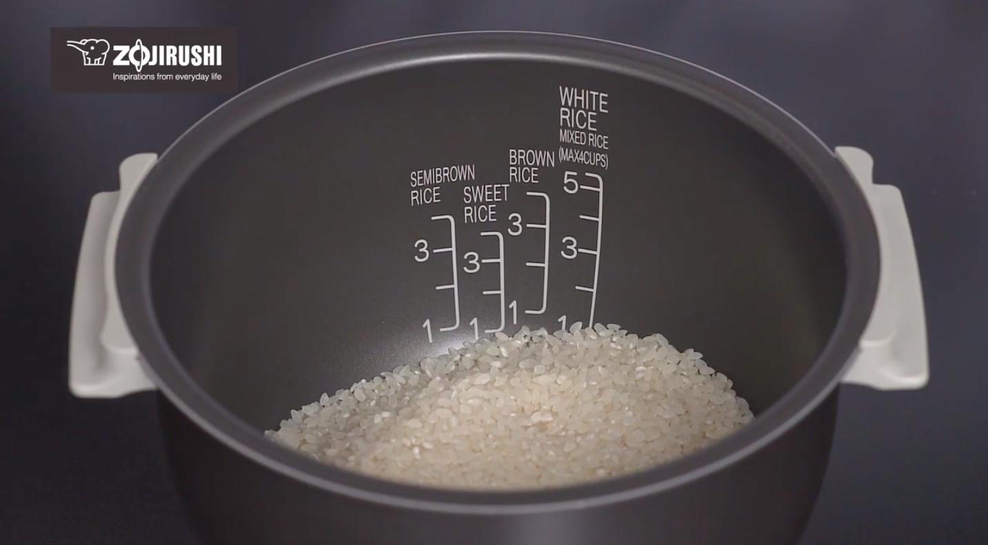 Zojirushi Neuro Fuzzy Logic rice cooker