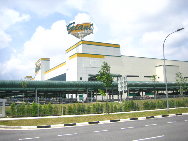 A large Giant hypermarket is also nearby for you to snag the best deals on your groceries.