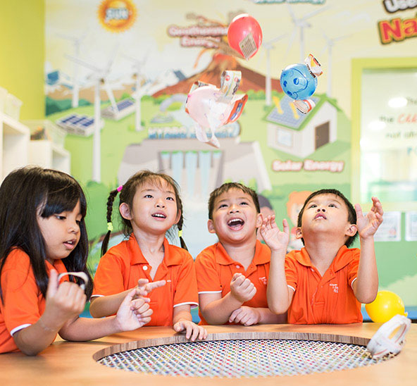 Located nearby is My First Skool, a credible preschool option for young couples.