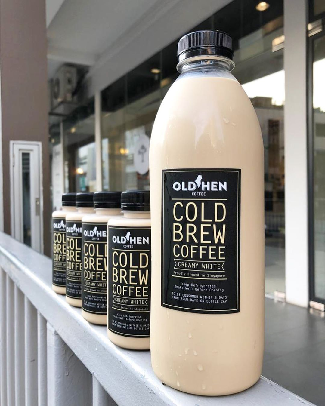 old hen cold brew delivery