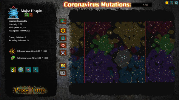coronavirus themed games - Be Coronavirus