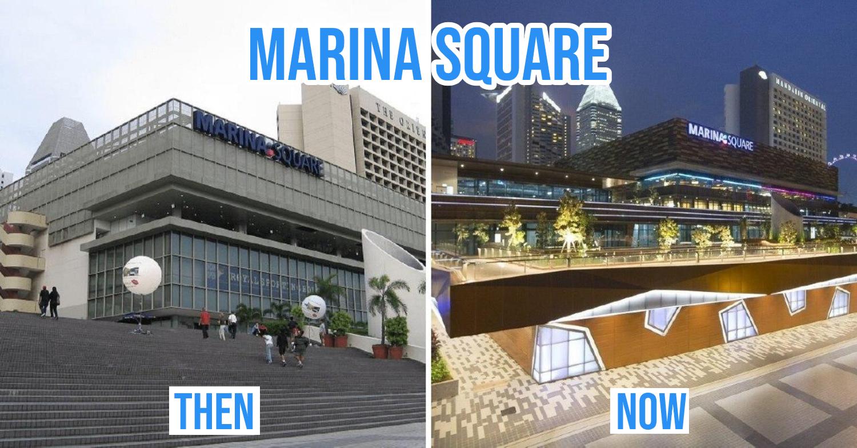 marina square singapore