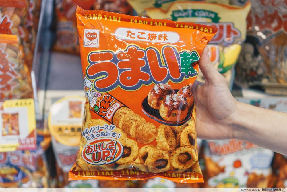 takoyaki snack