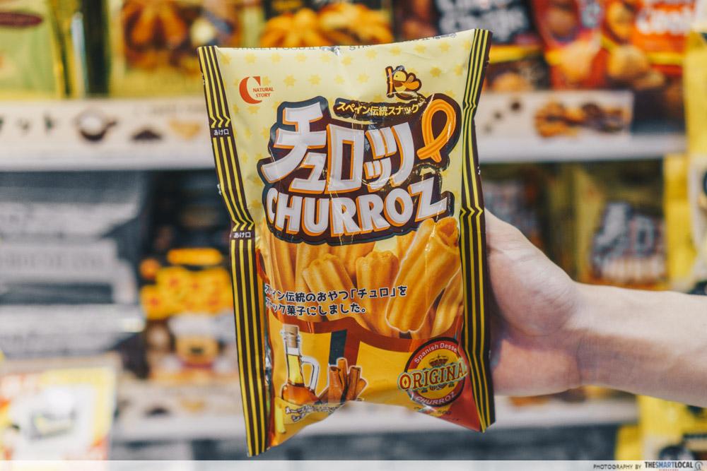 churro snack