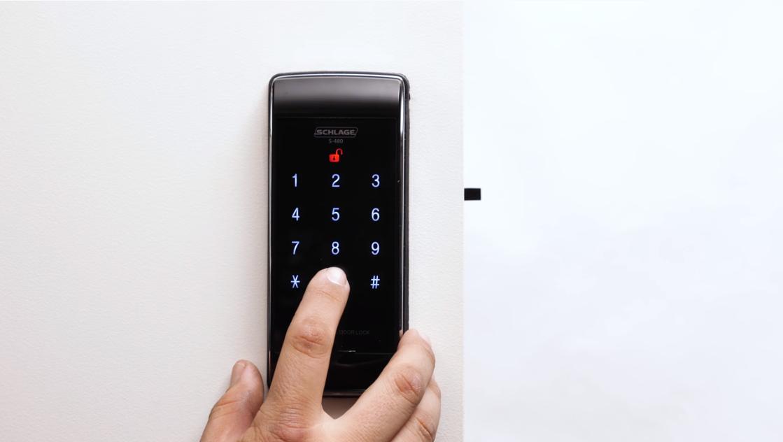 Yale YDR3110 RFID