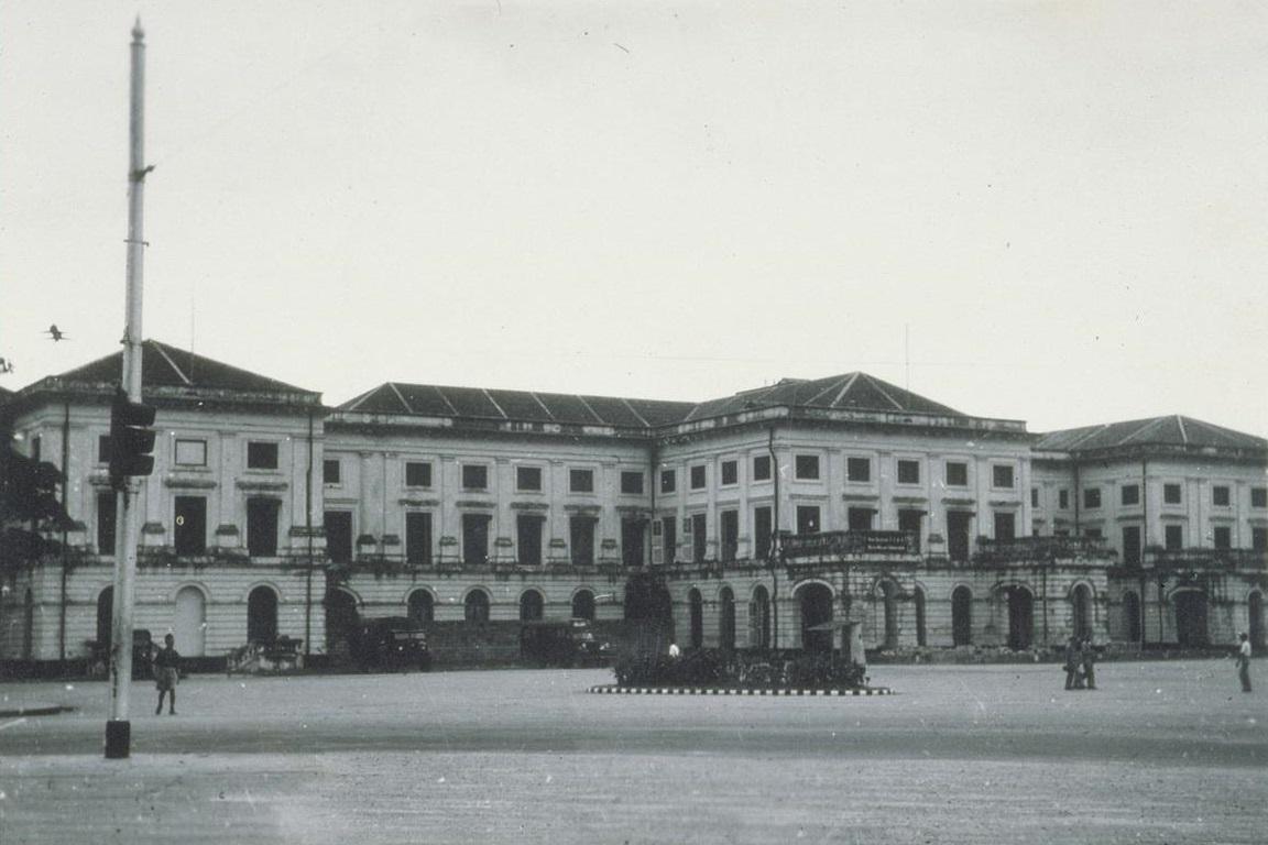 former empress place