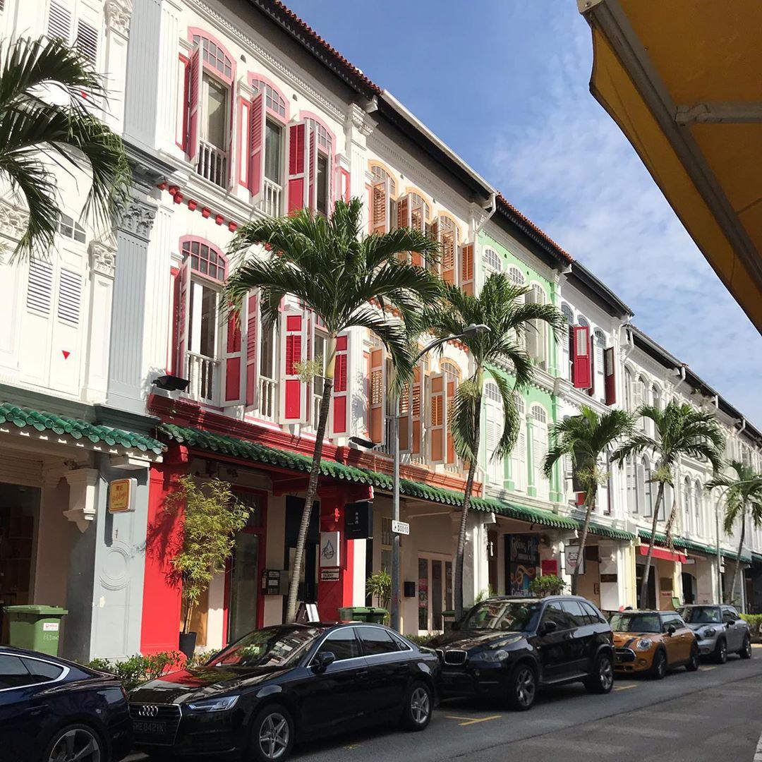duxton singapore