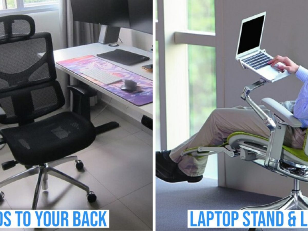 9 Best Ergonomic Chairs In Singapore From 198 Without Backaches
