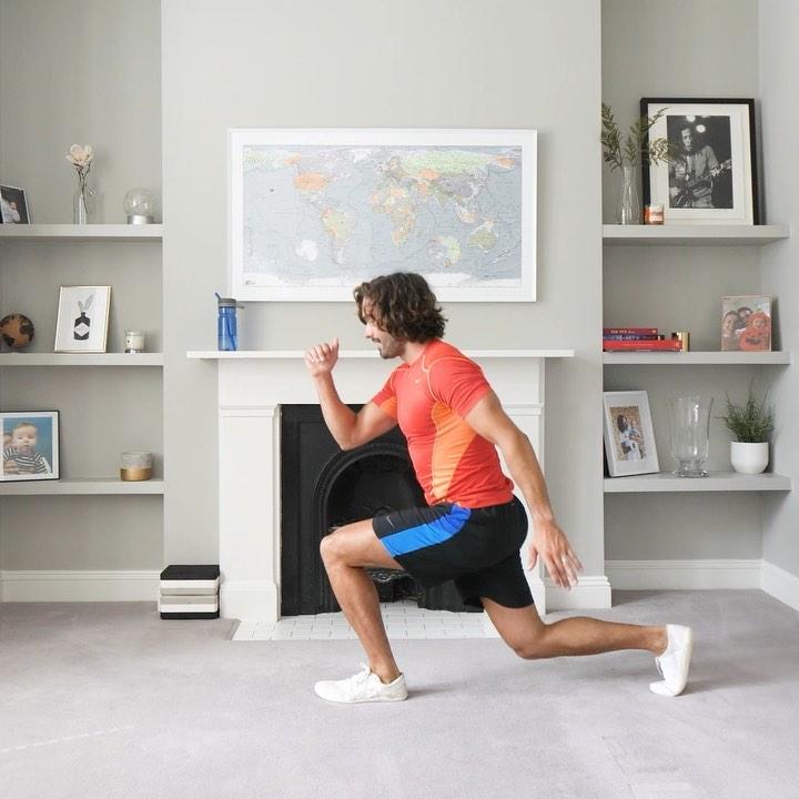 Joe Wicks - fitness challenges