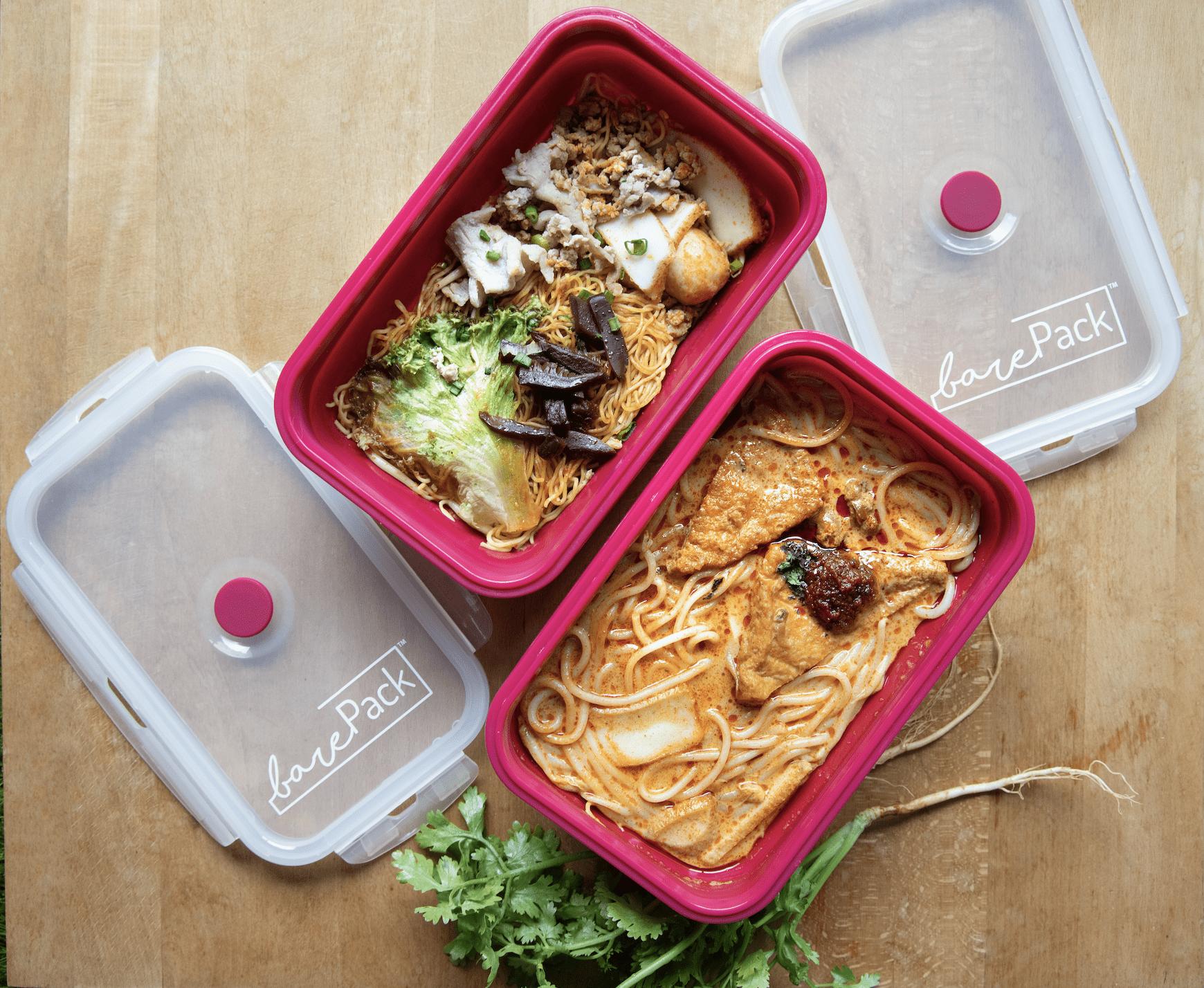foodpanda reusable container