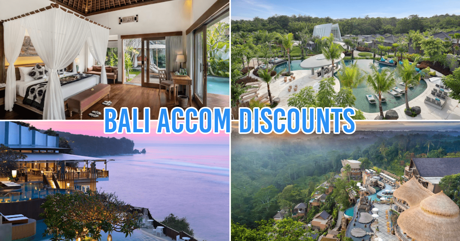 bali accommodation deals