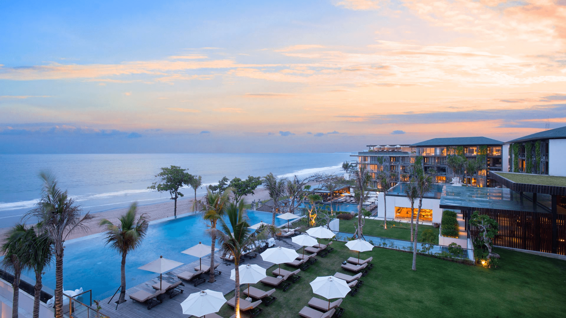bali resort deal