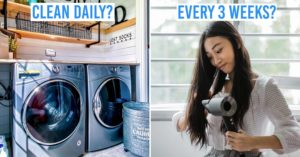 cleaning household appliances cover