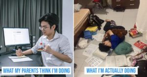 living alone in singapore