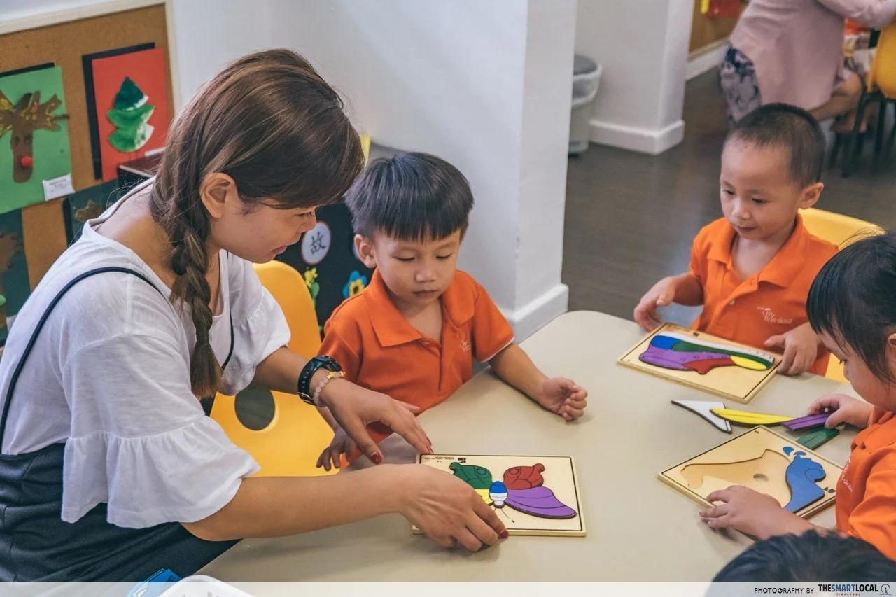 misconceptions preschool teachers children