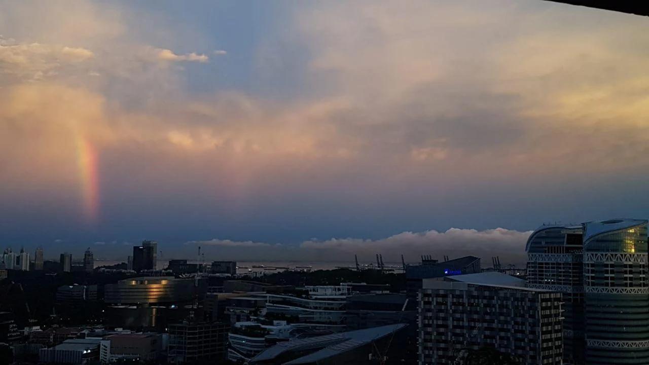 double rainbow singapore