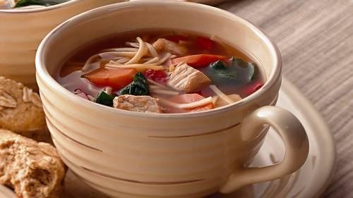 mug recipes: asian style noodles