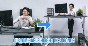 omnidesk standing desk