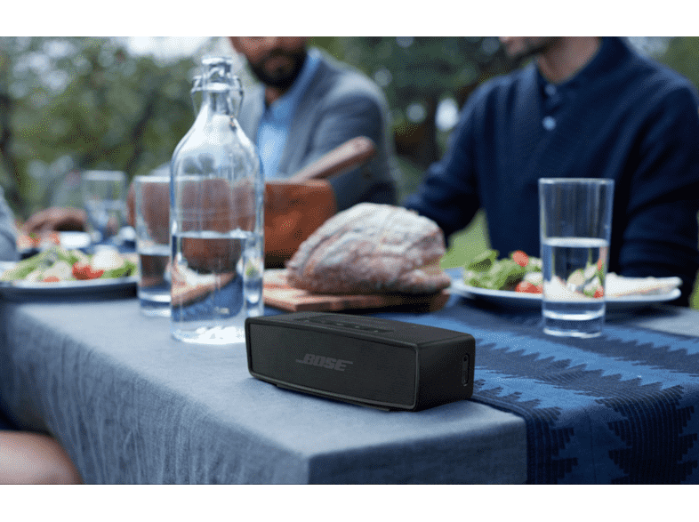 The legendary sound quality of the Bose SoundLink Mini II makes it one of the best portable Bluetooth speakers you can get in Singapore.