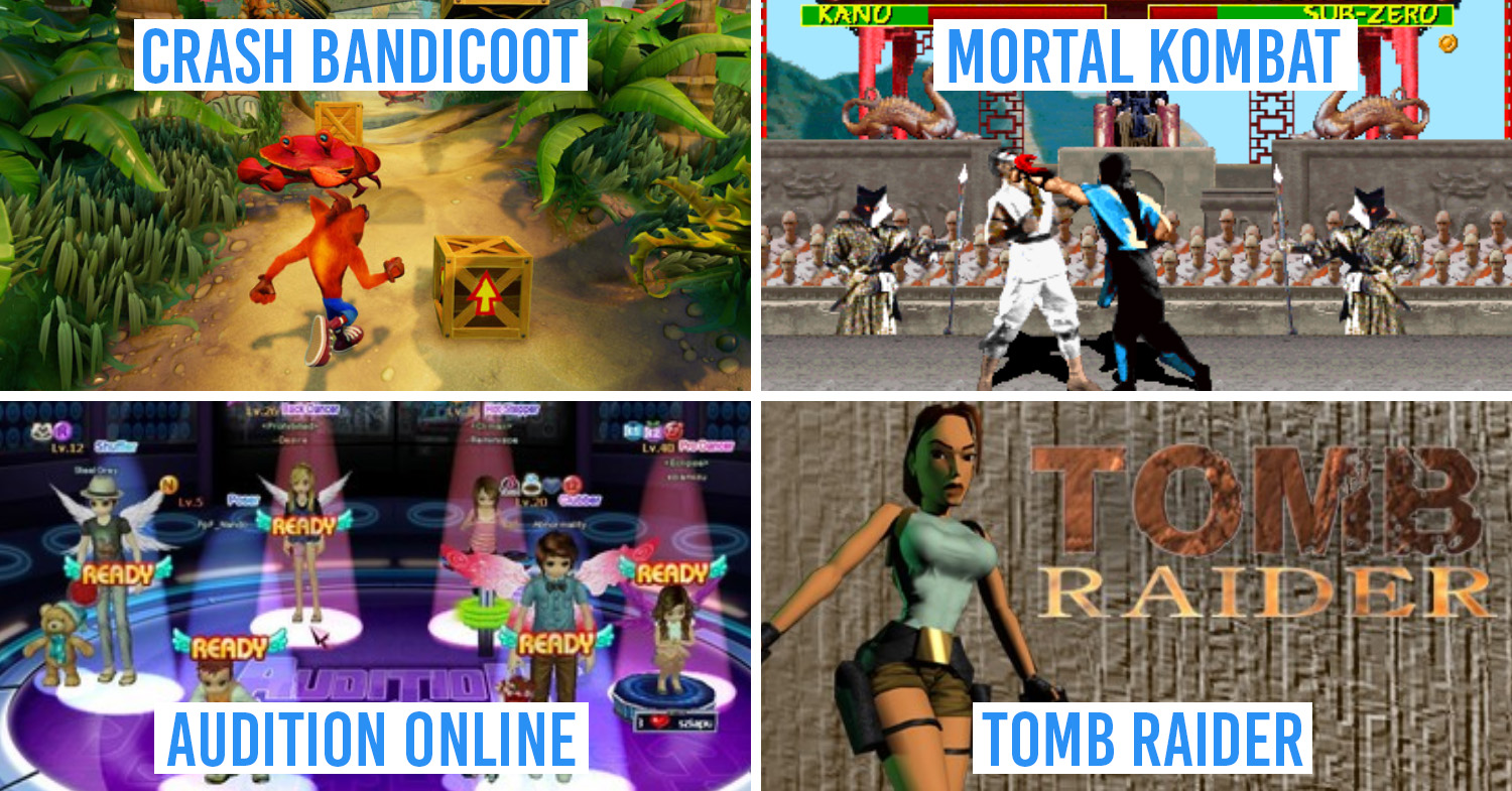 1990s video games
