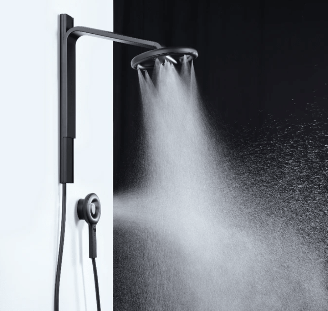 Invest in an atomising shower