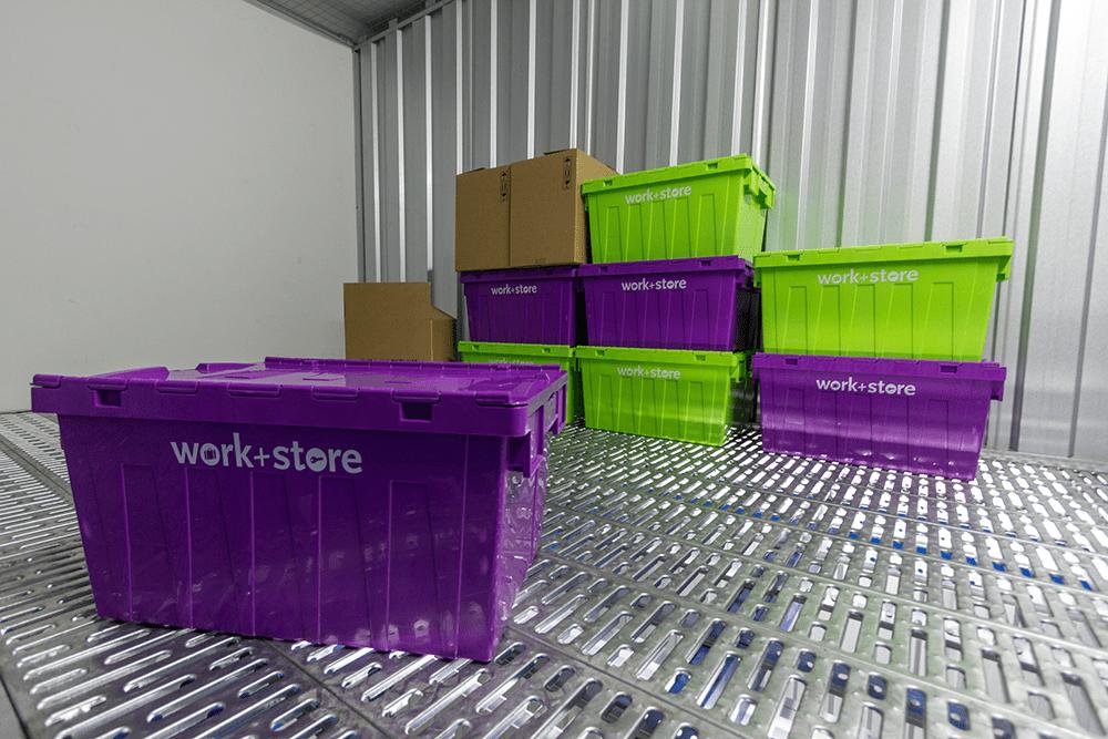 Work+Store