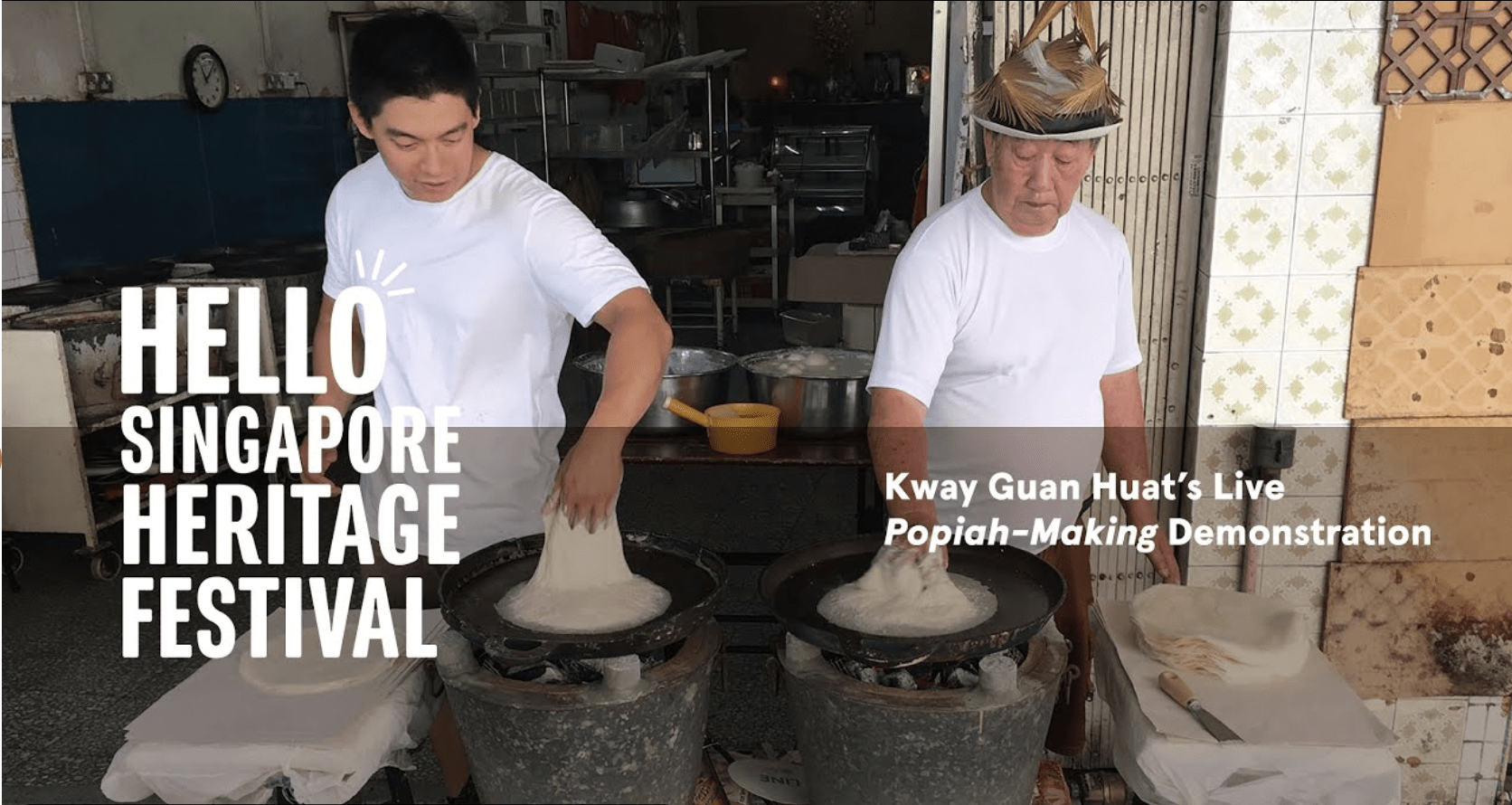 things to do July 2020 - Singapore Heritage Festival