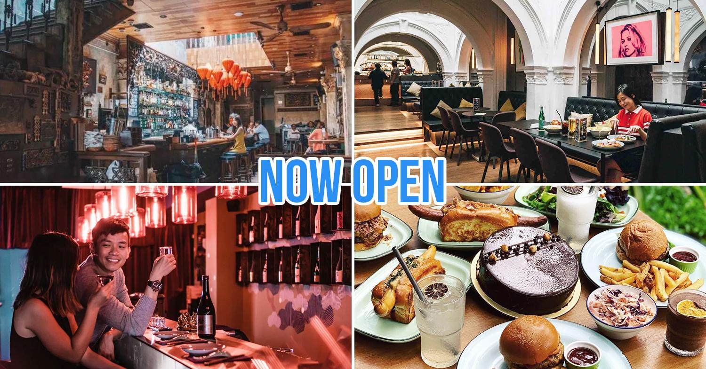 Bars open on 19th June