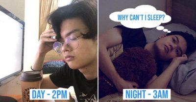 insomnia and sleep anxiety