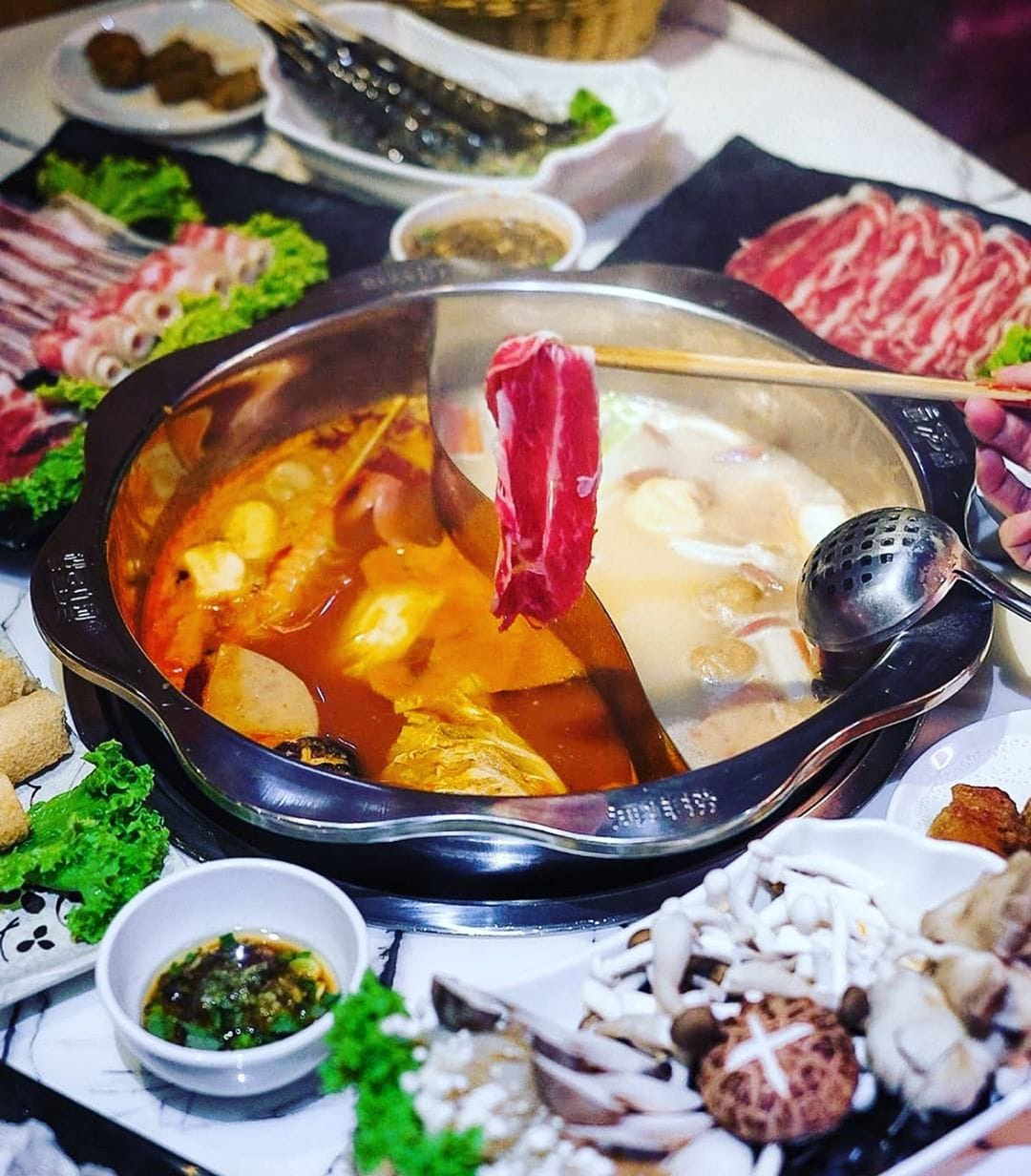 1 For 1 Food Deals - Hai Xian Lao Hotpot