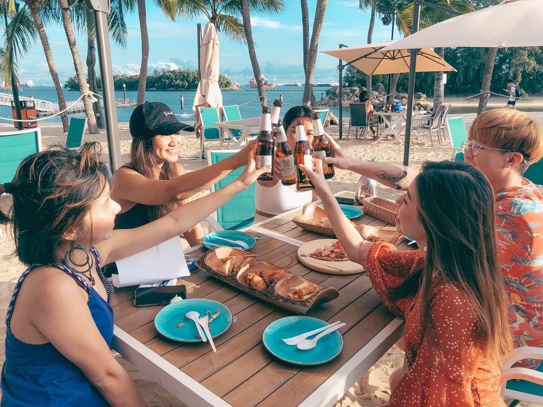 1-for-1 deals - ola beach club
