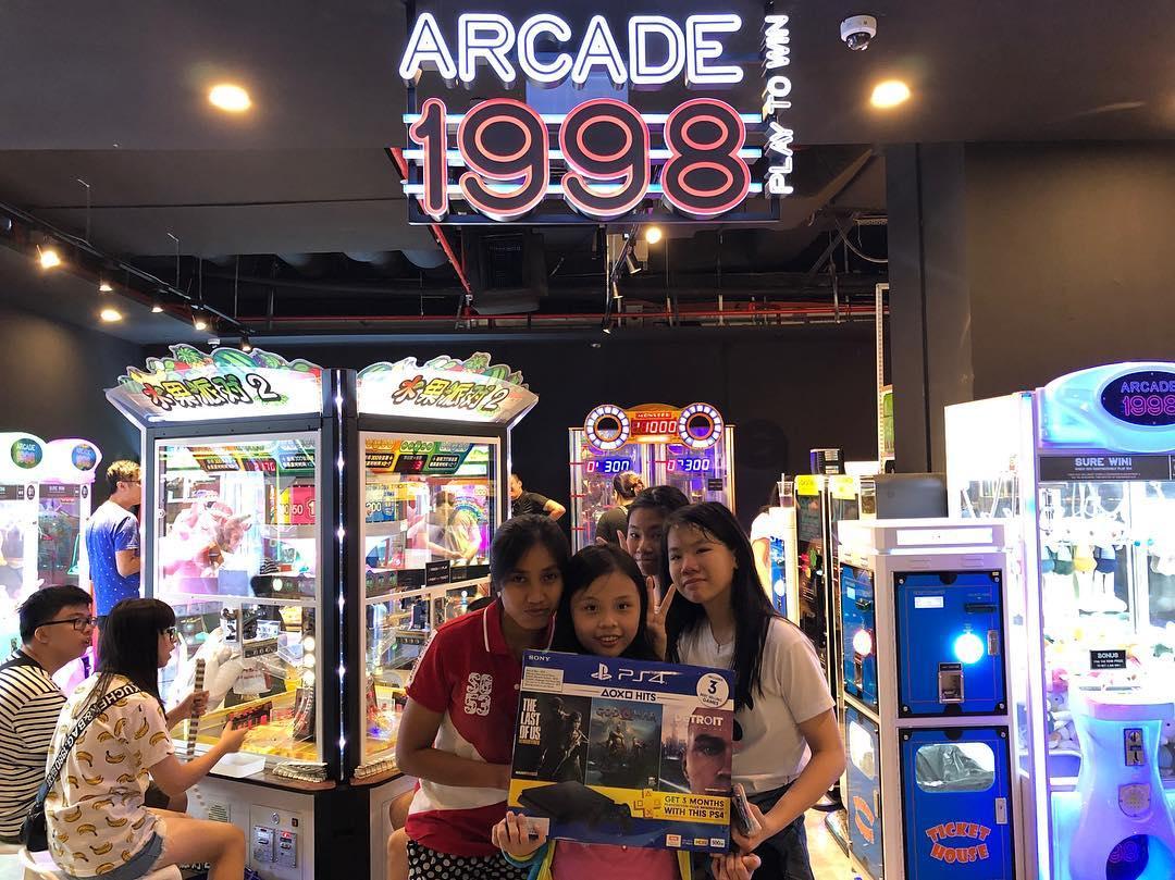 Arcades in singapore