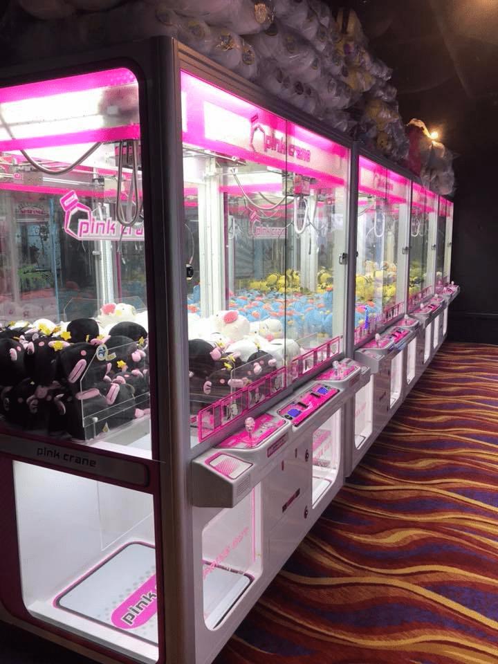 Fat cat arcade