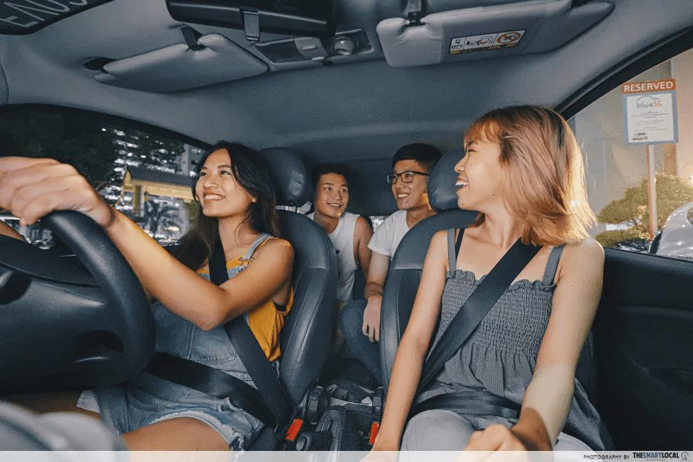 Big Ticket Items Singapore - Car COE