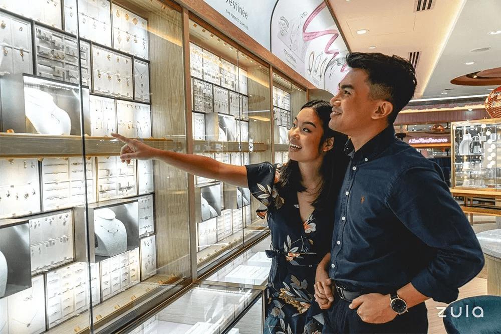 Big Ticket Items Singapore - Wedding jewellery
