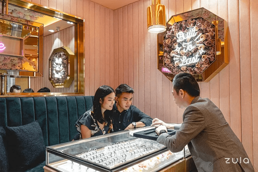 Big Ticket Items Singapore - Wedding Rings