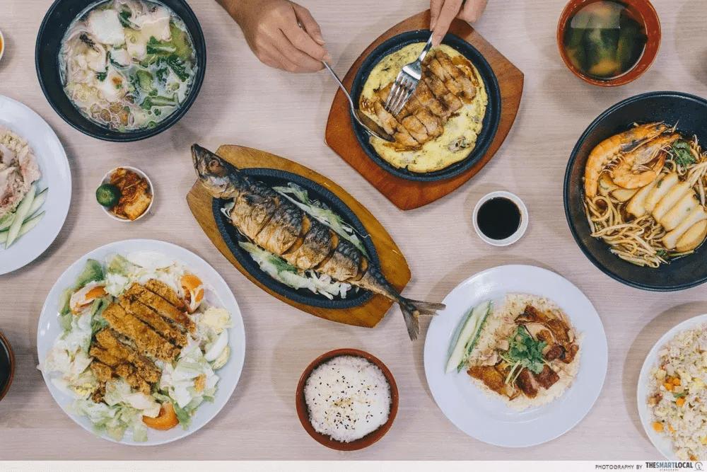 DBS shopping dining deals - Koufu