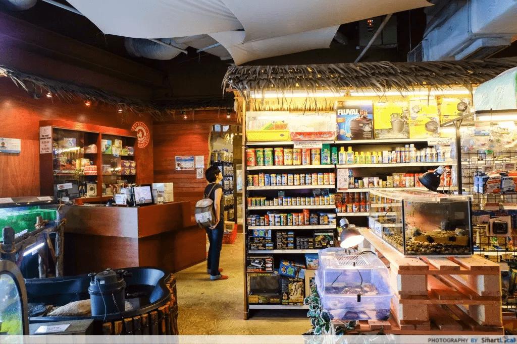 DBS shopping dining deals - Pet Lovers Centre