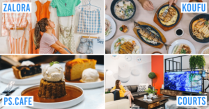 DBS Shopping Dining Deals Contactless Promotion