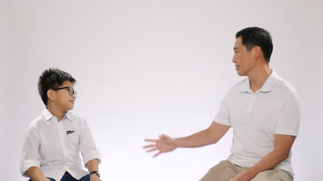Ong Ye Kung video