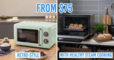 Best Microwave Ovens Singapore
