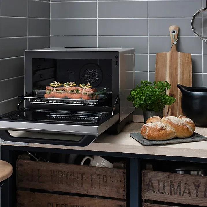 Panasonic microwave steamer oven